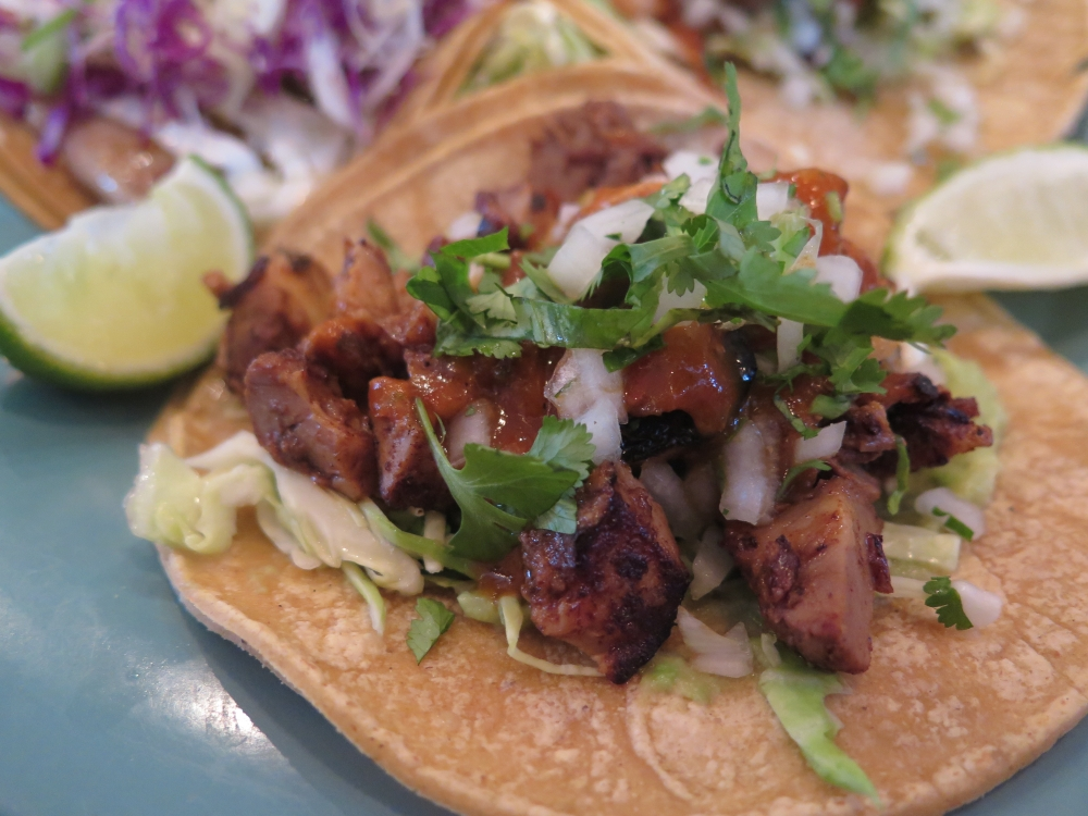 Hungry in Calgary | San Fran Pork Taco