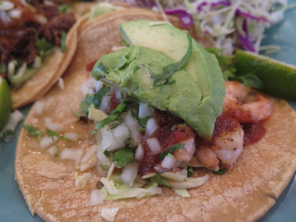 Hungry in Calgary | San Fran Shrimp Taco