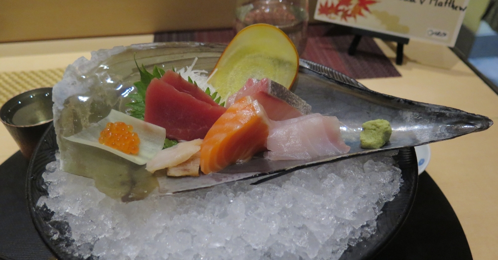 Hungry in Calgary | Omakase Sashimi