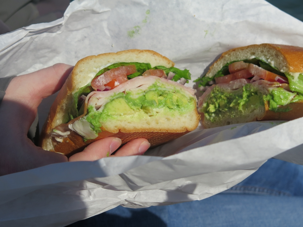 Hungry in Calgary | San Fran Sandwich