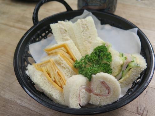 Japanese Tea Sandwiches