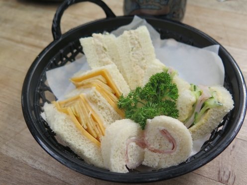 Japanese Tea Sandwiches