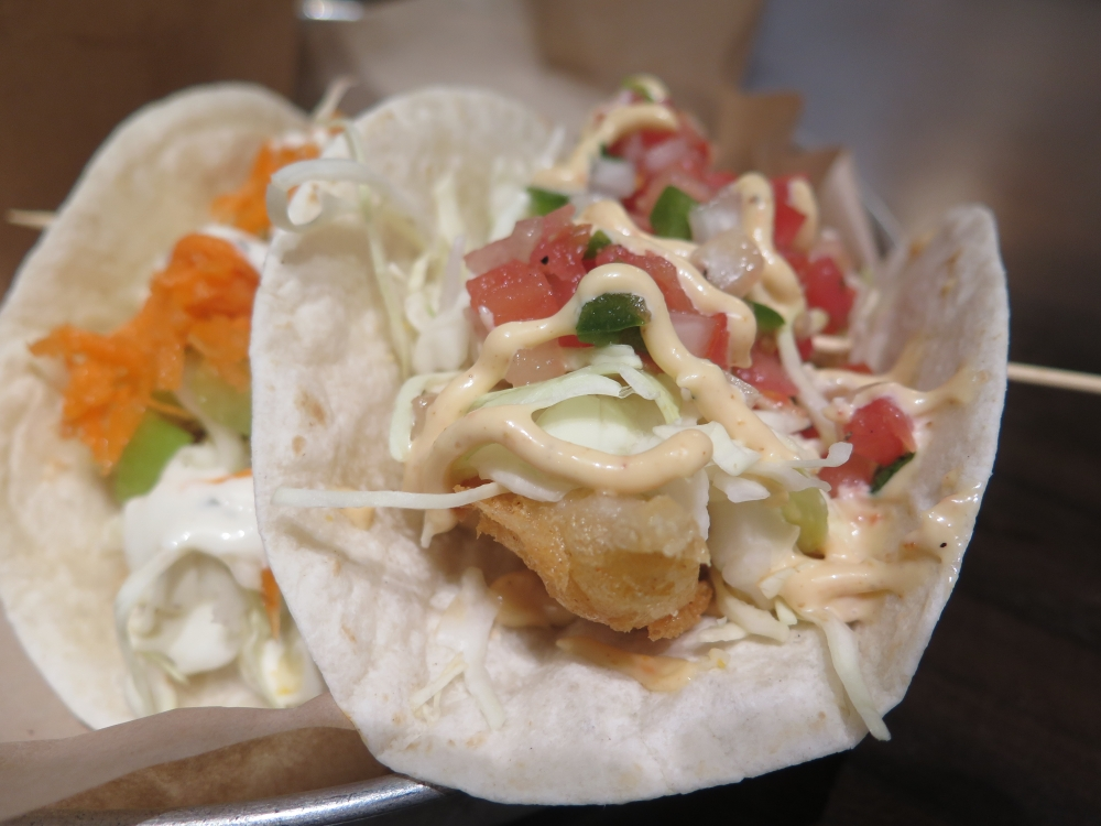 Hungry in Calgary | Streats Fish Taco