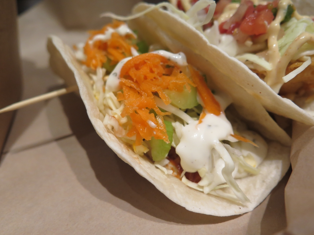 Hungry in Calgary | Streats Chicken Taco