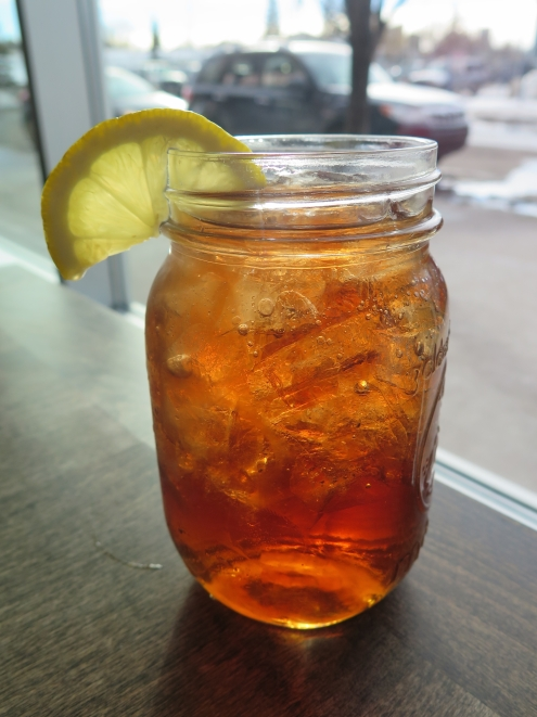 Scarpetta Twisted Iced Tea