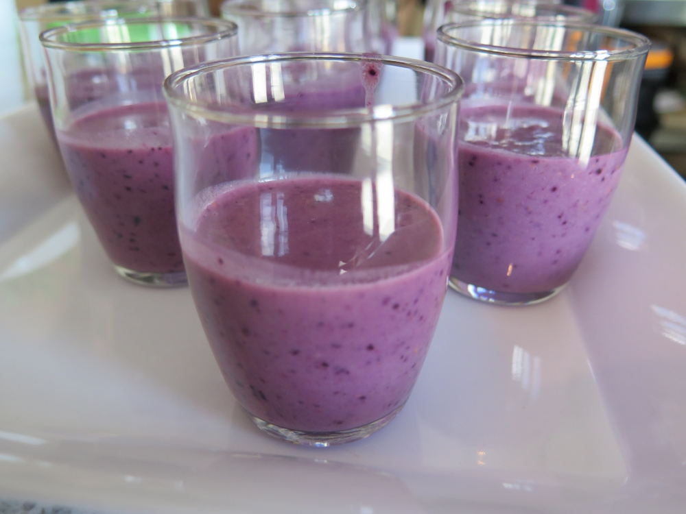 Hungry in Calgary | Gaia Smoothie