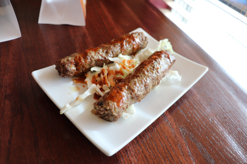 Hungry in Calgary | Tusks Beef Kebab