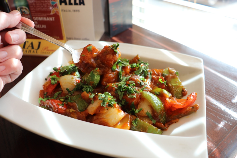 Hungry in Calgary | Tusks Chili Paneer