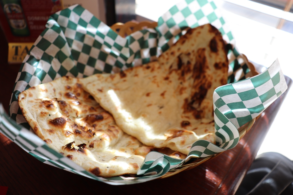 Hungry in Calgary | Tusks Naan