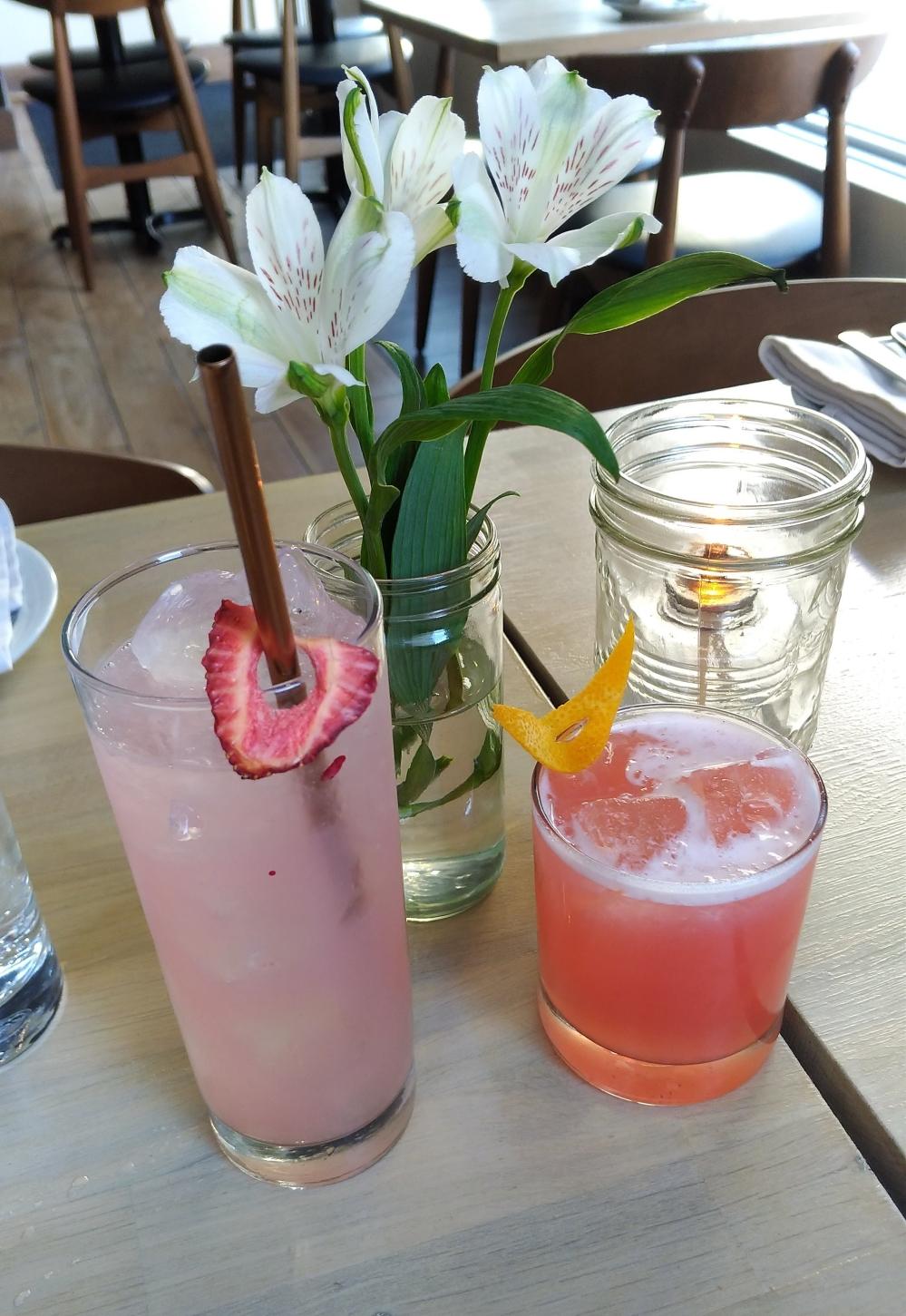 Hungry in Calgary | Allium Drinks