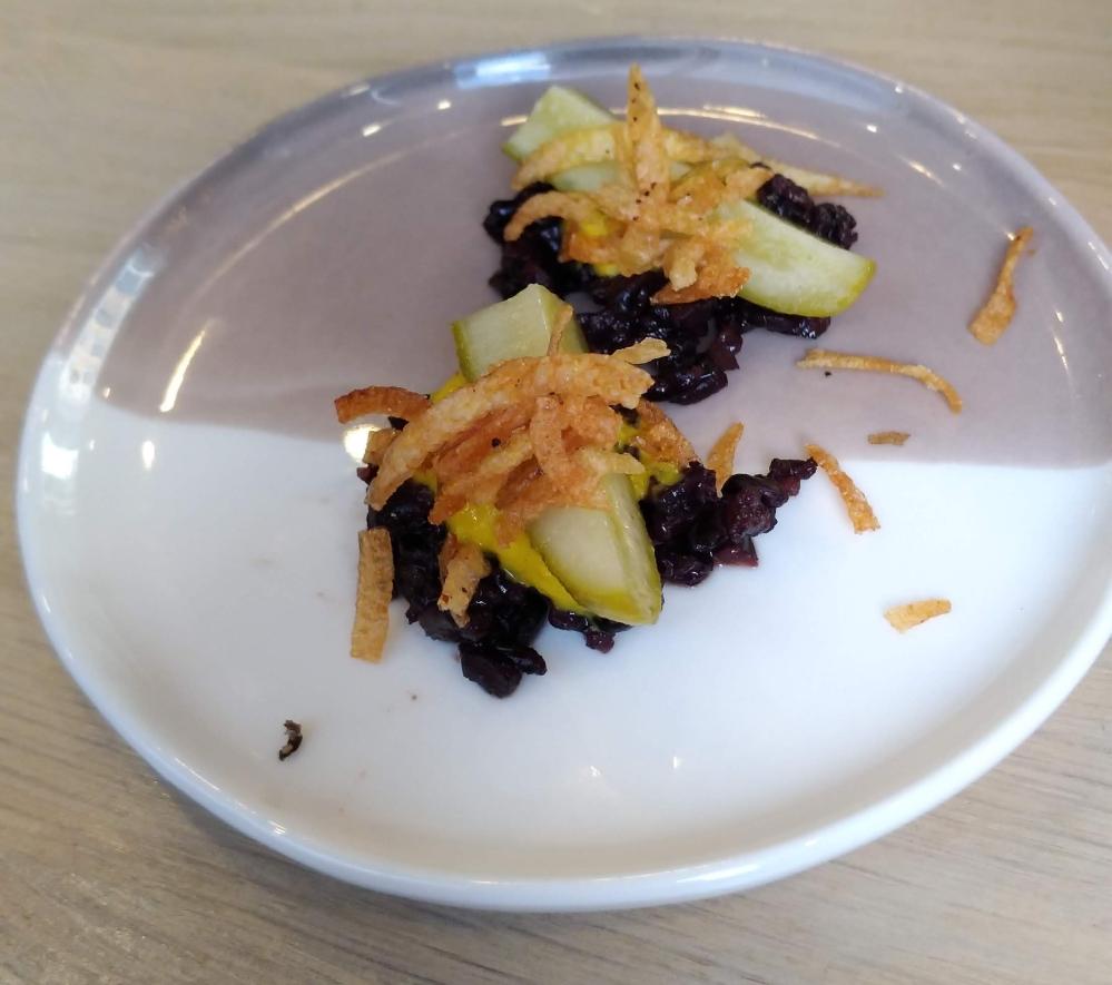 Hungry in Calgary | Allium Amuse
