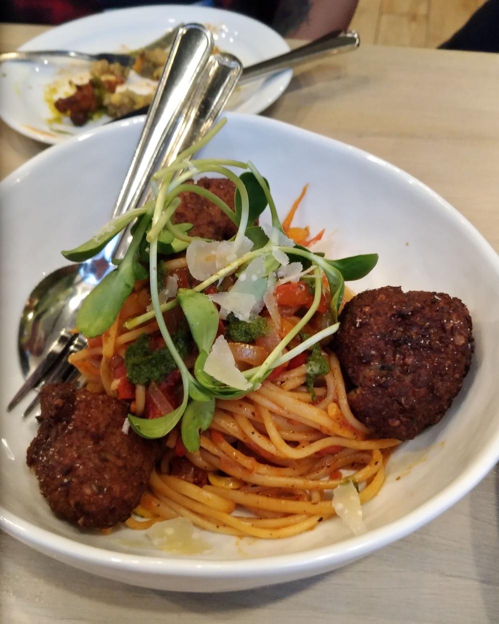 Hungry in Calgary | Allium Pasta