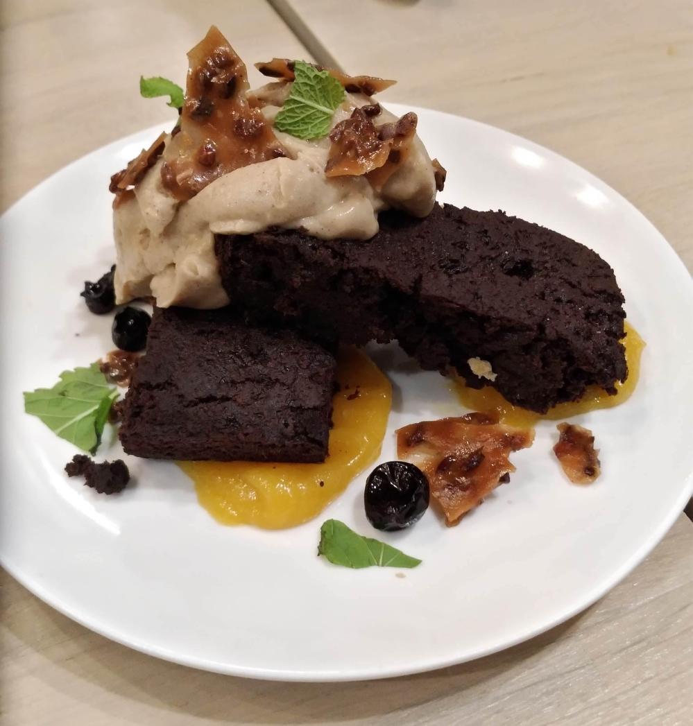 Hungry in Calgary | Allium Cake